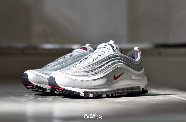 "NIKE presenta AIR MAX 97 – ""SILVER"" is back!"