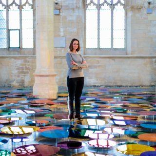 Our Color Reflection - La colorata installazione di Liz West @ St. John Church | Collater.al