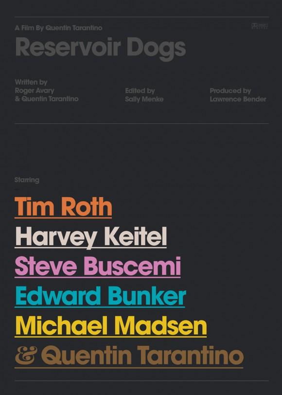 A Movie Poster A Day - I Poster minimali di Peter Majarich   Collater.al