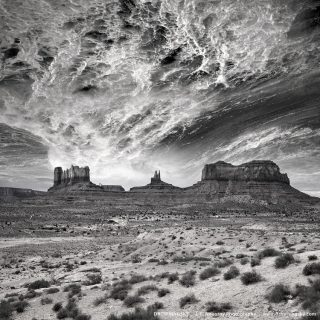 DrOWNing SKY - I fotomontaggi surreali di J. Flynn Newton | Collater.al