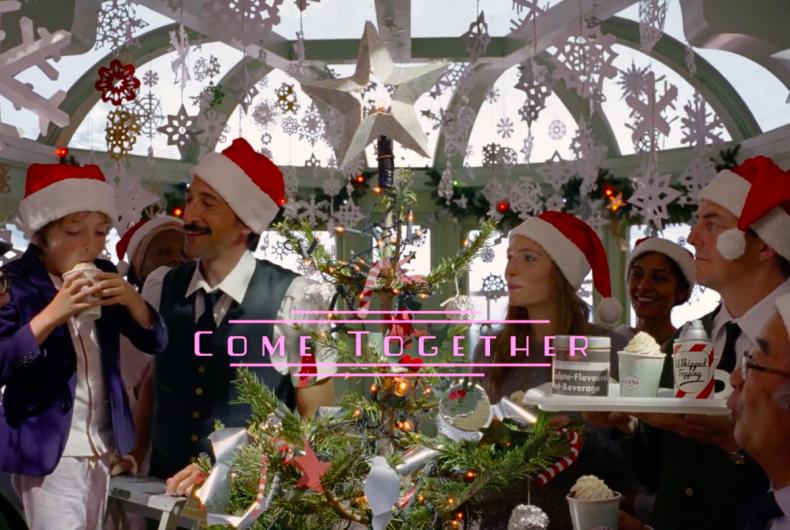 Come Together – Il Brunch natalizio di Wes Anderson x H&M