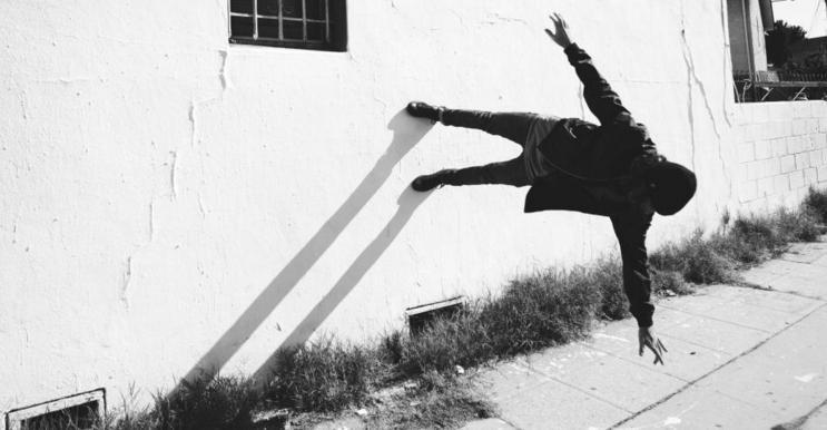 Gli scatti che sfidano la gravità di Mike Dempsey