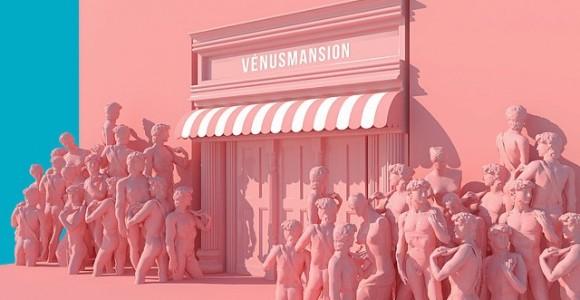 L'iconografia classica rivista in chiave pop da Venus Mansion | Collater.al