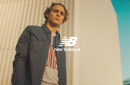 Il primo flagship store New Balance in Italia
