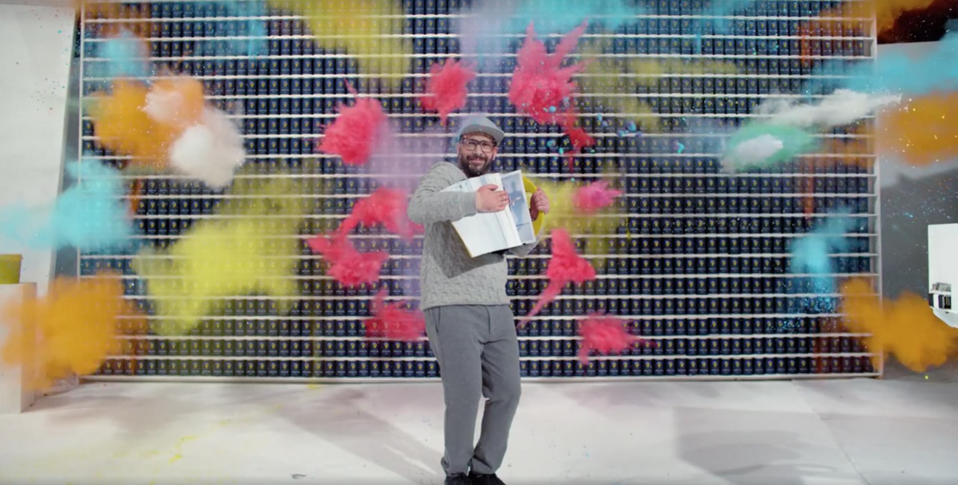 The One Moment – Il nuovo video degli OK Go