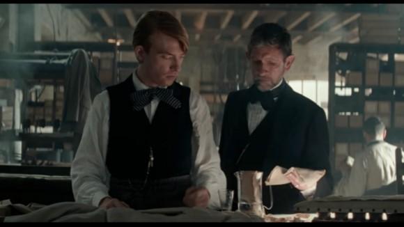 The Tale of Thomas Burberry - Il finto trailer della nuova campagna Burberry | Collater.al