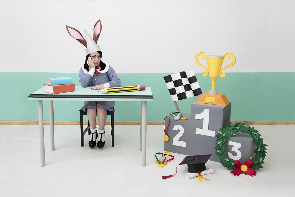 Il Paper Set Design di Adriana Napolitano | Collater.al