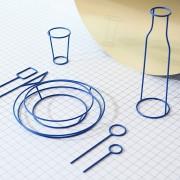 Fasted Tableware Series - Il set da tavola non funzionale dello Studio Dessuant Bone | Collater.al