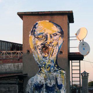 CANEMORTO - La street art è sovversione | Collater.al