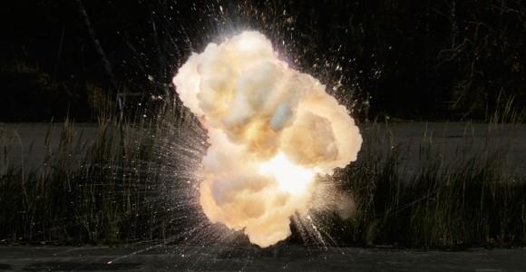Explosion 2.0 - Le nuove foto pirotecniche di Ken Hermann   Collater.al evd