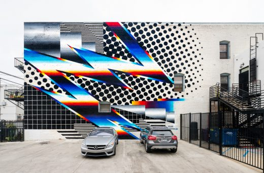 La street art digitale di Felipe Pantone