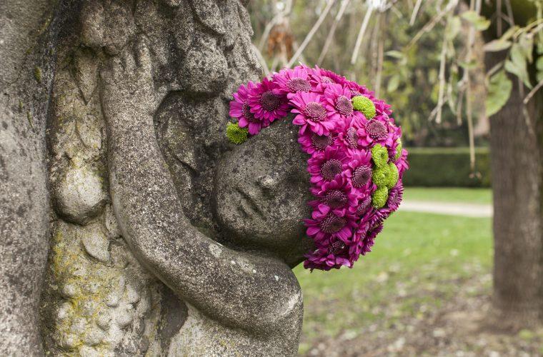 Fleurissements – Le installazioni floreali di Geoffroy Mottart