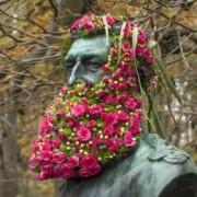 Fleurissements - Le installazioni floreali di Geoffroy Mottart   Collater.al evd
