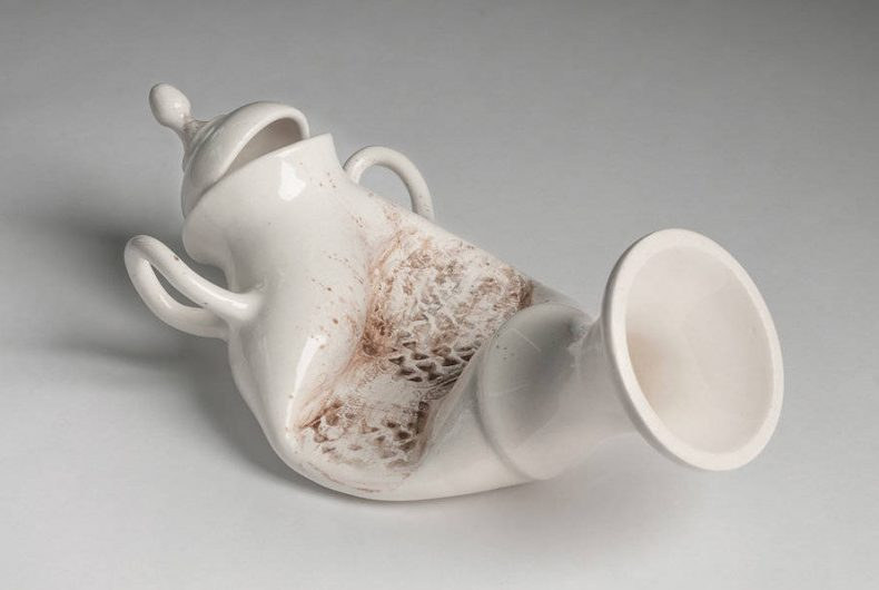 Abuse – Le porcellane torturate di Laurent Craste