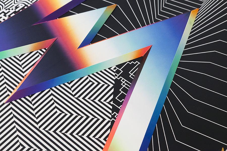 La street art digitale di Felipe Pantone   Collater.al Felipe Pantone