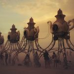 Victor Habchy – Burning Man   Collater.al