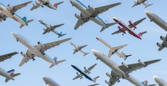 Airportraits - Gli incredibili aeroporti di Mike Kelley | Collater.al