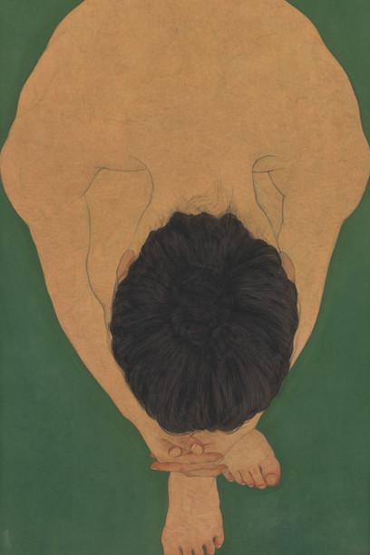 Il corpo nudo autoritratto di Seung Ah Paik | Collater.al