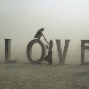 Victor Habchy - Burning Man   Collater.al