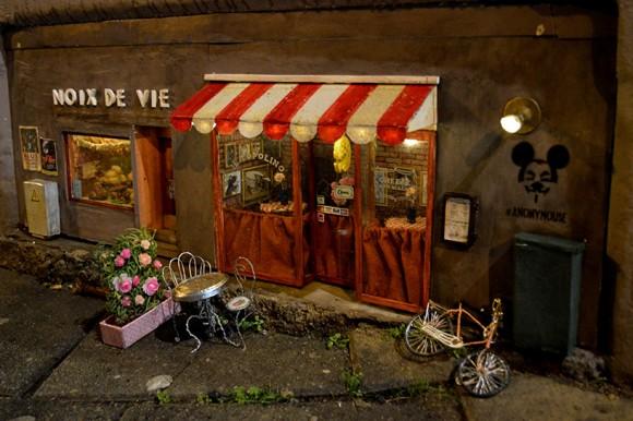 I locali in miniatura di Anonymouse | Collater.al