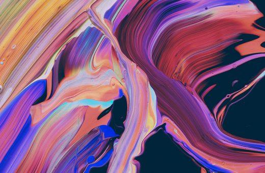 Il flusso psichedelico nei lavori di Sam Chirnside