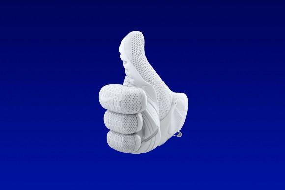 Le Nike Air Presto trasformate in emoji da Chris LaBrooy | Collater.al