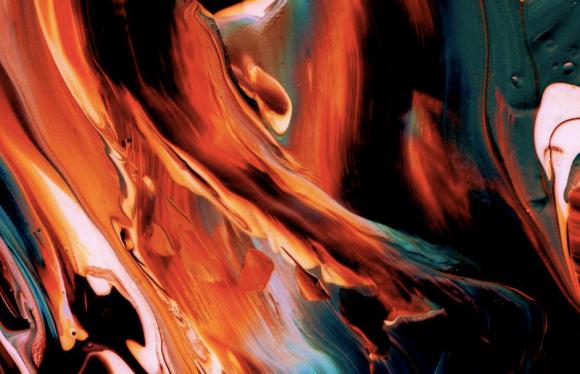 Il flusso psichedelico nei lavori di Sam Chirnside | Collater.al