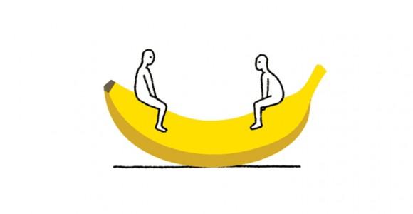Bananas - Le gif deliranti di Julian Frost