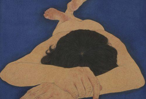 Il corpo nudo autoritratto di Seung Ah Paik