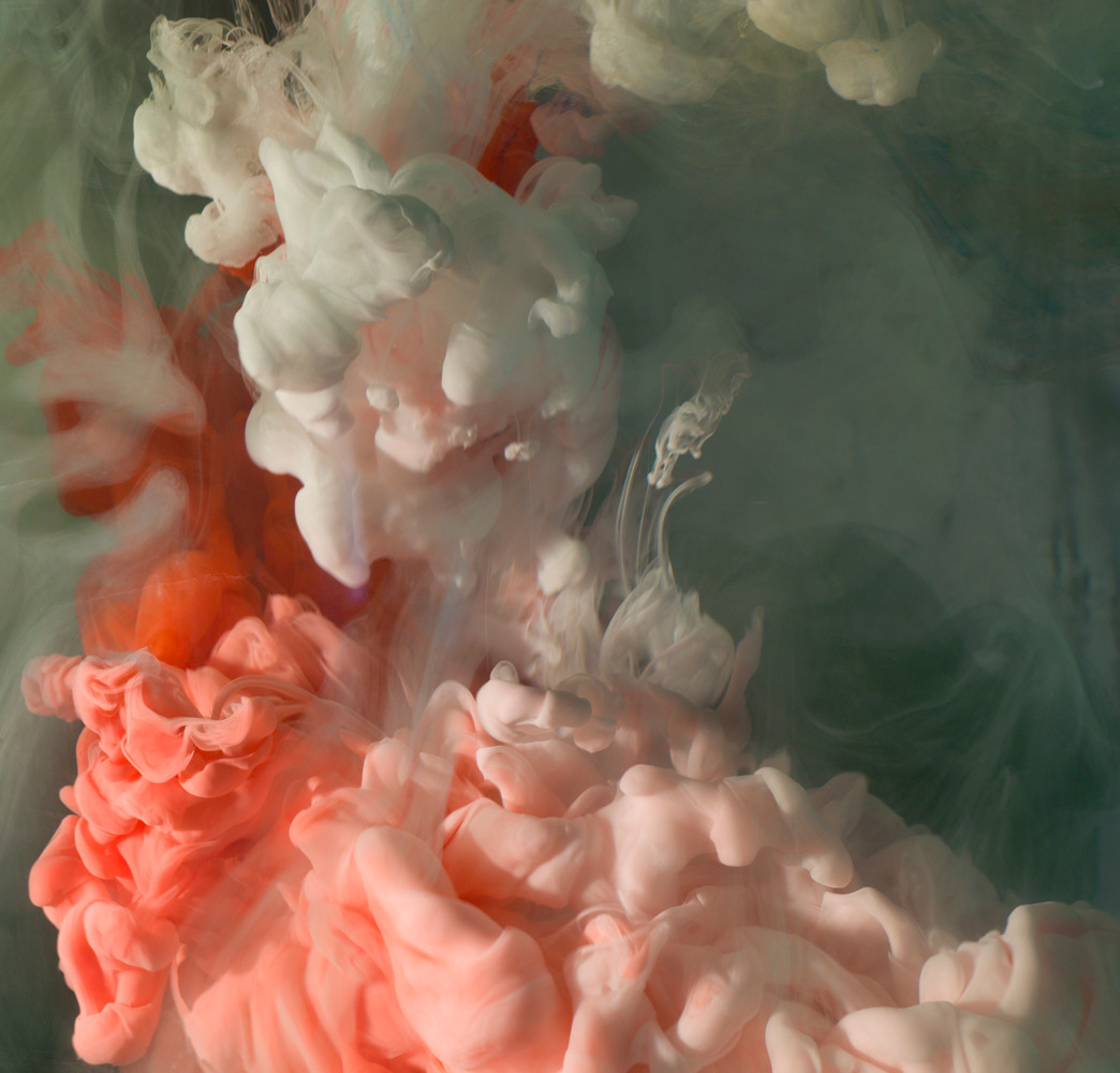 Abstract images - L'imprevedibile astrattismo acquatico di Kim Keever | Collater.al