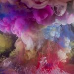 Abstract images – L'imprevedibile astrattismo acquatico di Kim Keever | Collater.al