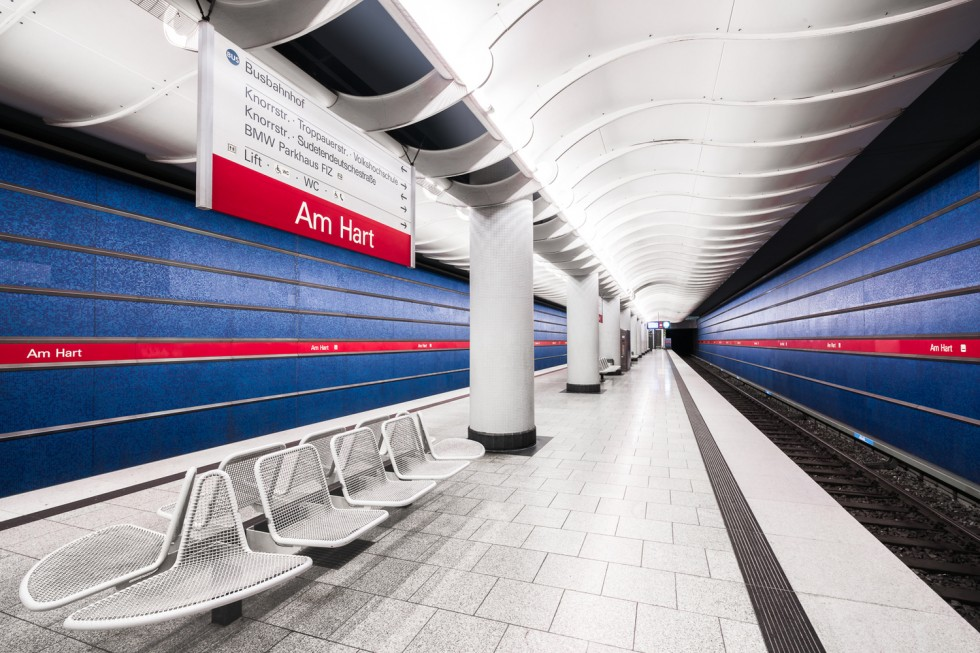 The Metro Project - Le stazioni metropolitane di Chris Forsyth | Collater.al