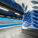 The Metro Project – Le stazioni metropolitane di Chris Forsyth | Collater.al