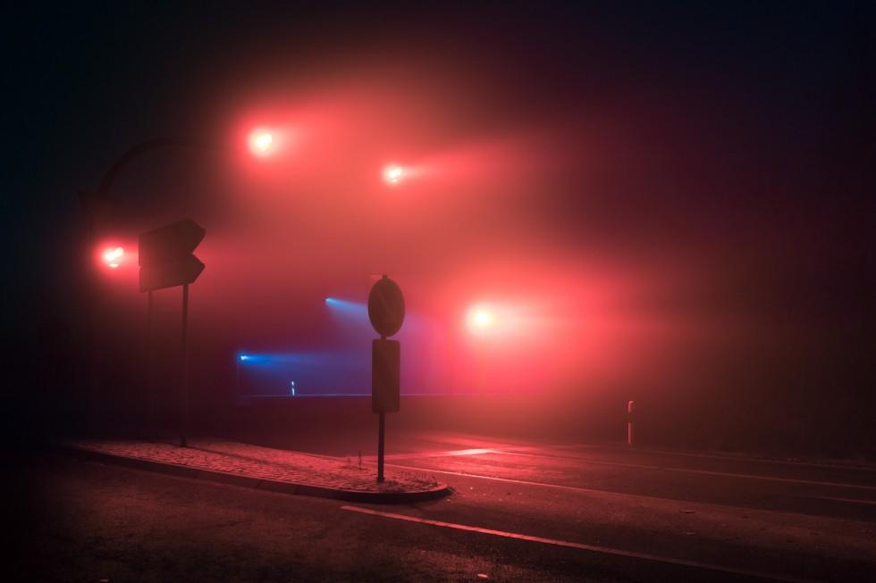 At Night - I bagliori notturni di Andreas Levers | Collater.al