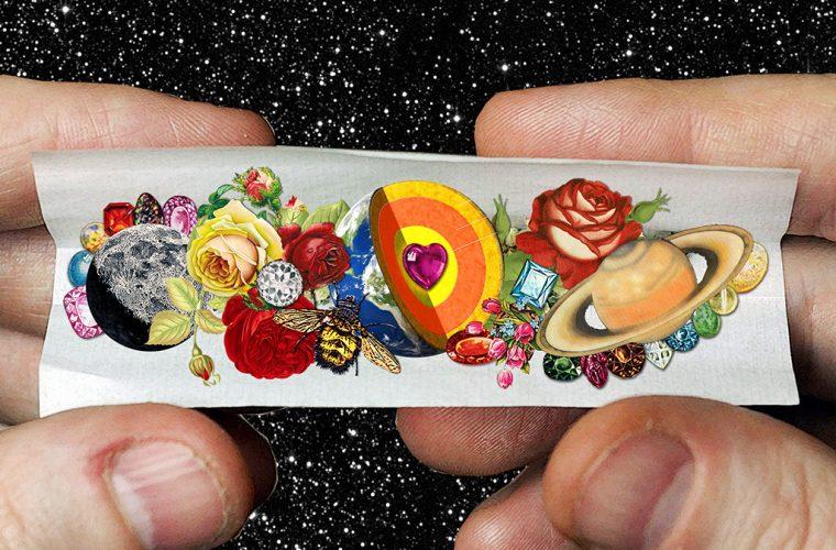 I collage onirici di Eugenia Loli
