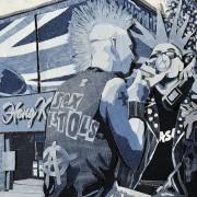 I dipinti in jeans di Ian Berry | Collater.al evd