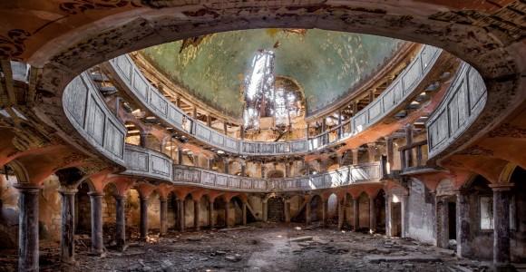 Abandoned - I luoghi abbandonati di Christian Richter | Collater.al