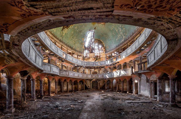 I luoghi abbandonati di Christian Richter
