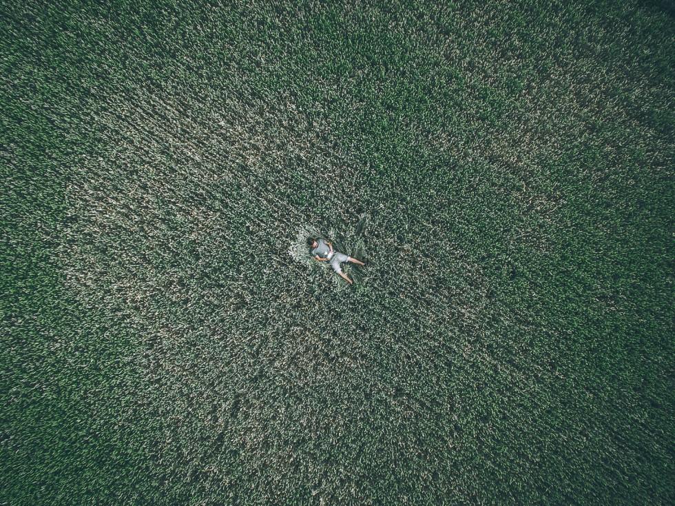 I paesaggi aerei di Tobias Hägg | Collater.al