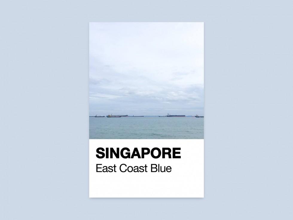 Jonathan Tan - Singapore Pantone   Collater.al