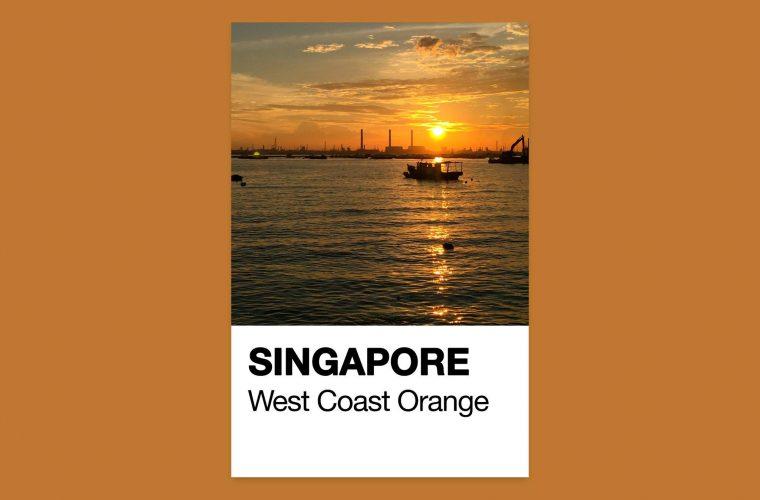 Singapore e i suoi Pantone