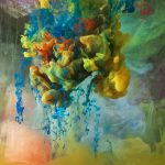 Abstract images – L'astrattismo liquido di Kim Keever | Collater.al