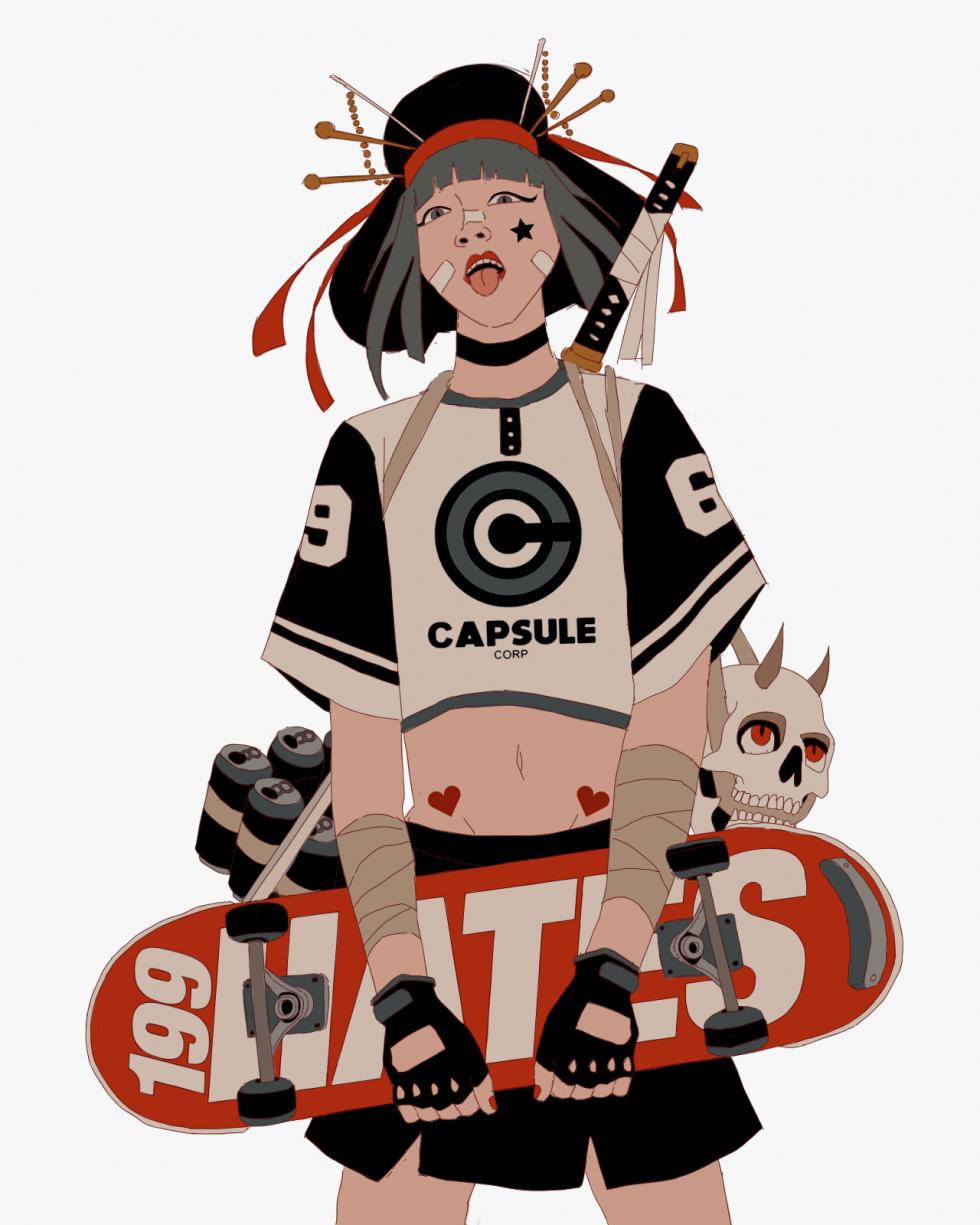 Le illustrazioni street di 199hates - Collater.al