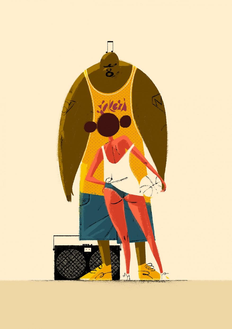 MAGNIFICO Illustration Agency - Massoni