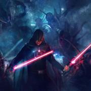 Star Wars VS Alien - Le illustrazioni mashup di Guillem H. Pongiluppi