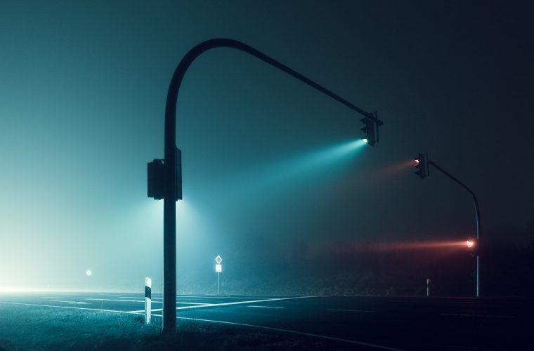 At Night – I bagliori notturni di Andreas Levers