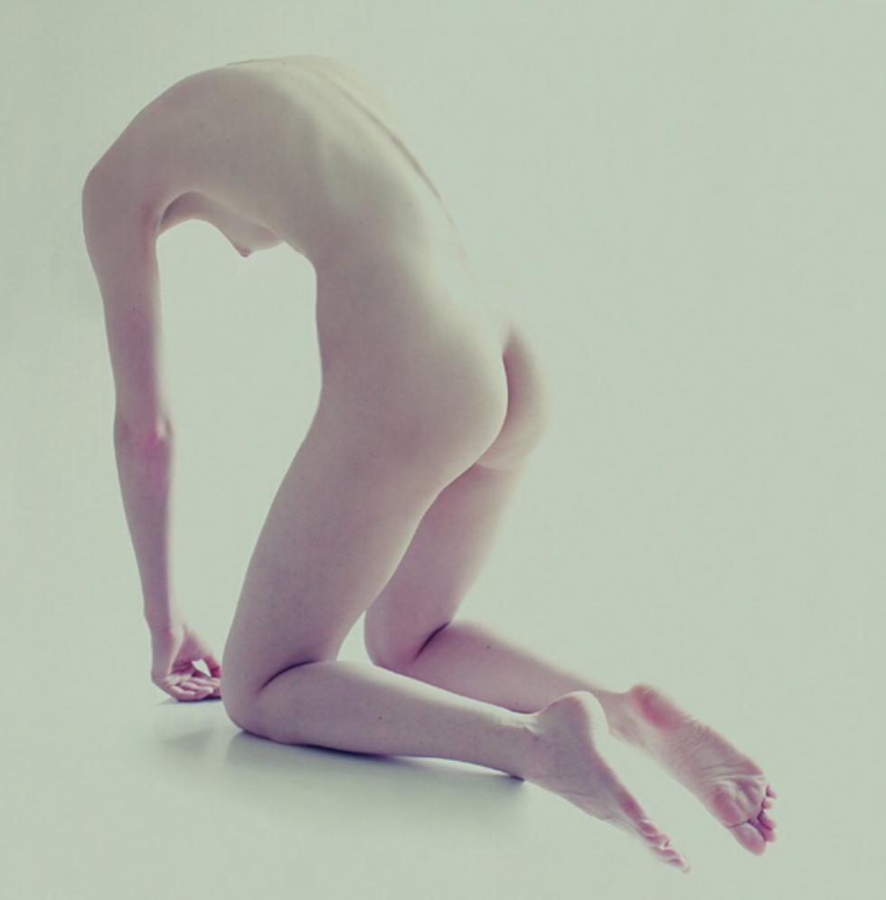 Nudes - I corpi nudi di Hannes Caspar | Collater.al