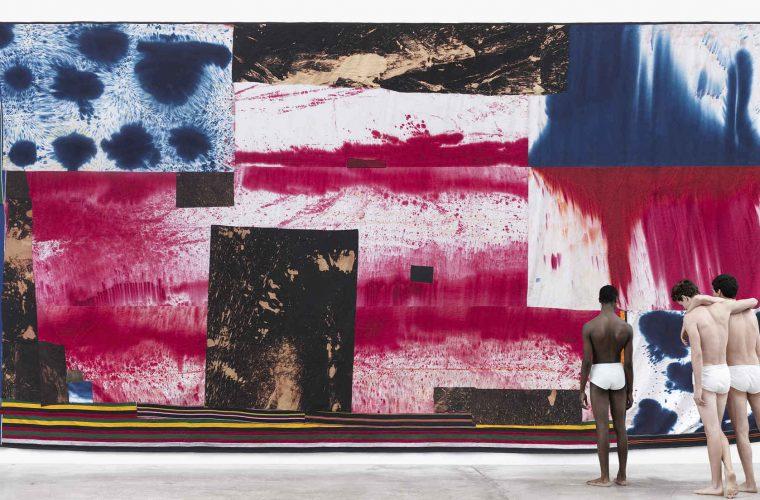 American Classics – La nuova campagna Calvin Klein ispirata all'arte contemporanea