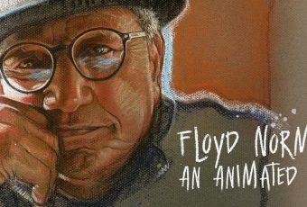 An Animated Life - Floyd Norman e i capolavori Disney | Collater.al evd
