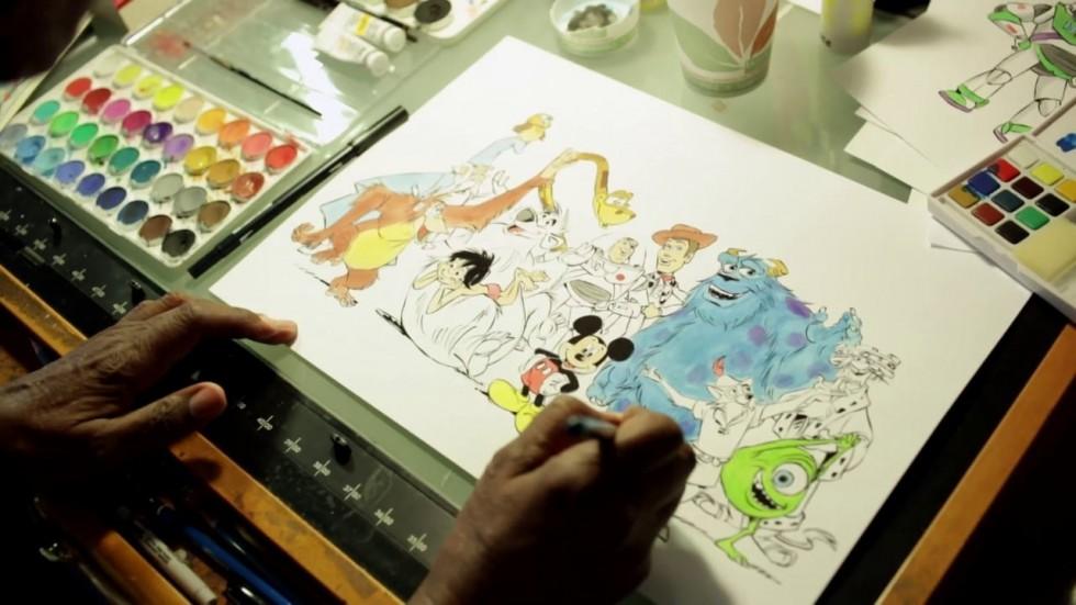 An Animated Life - Il documentario su Floyd Norman e i capolavori Disney | Collater.al